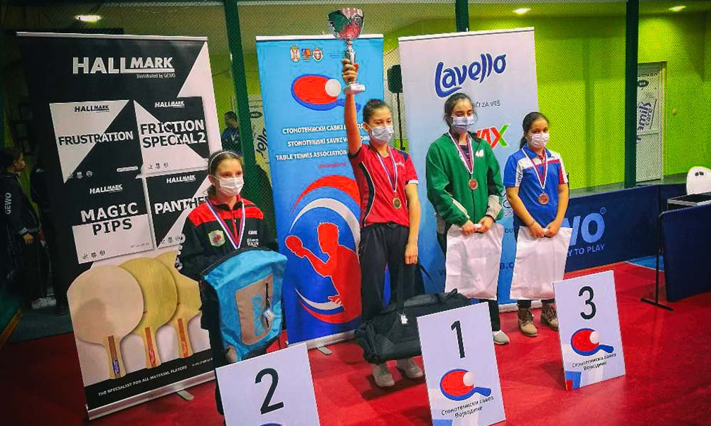 Nicolincenele au cucerit medalii de argint și bronz la Novi Sad