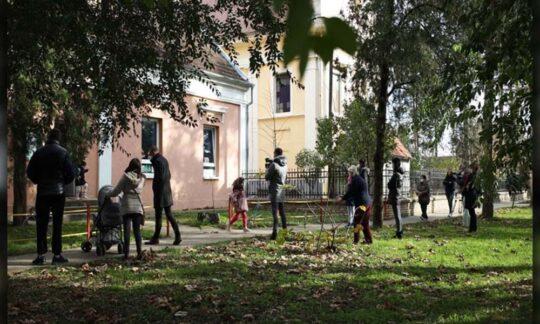 "La grădinița ,,Đura Jakšić"" din Pavliš- program prelungit"