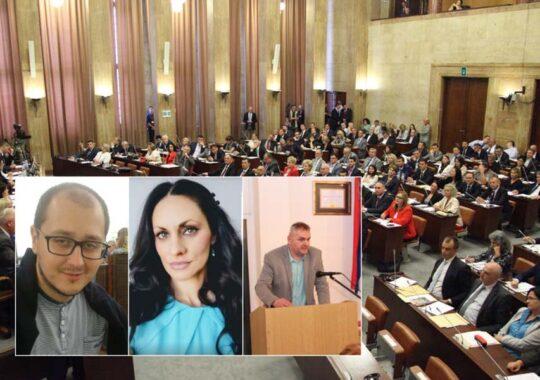 Au fost confirmate mandatele deputaților din Comuna Jitiște