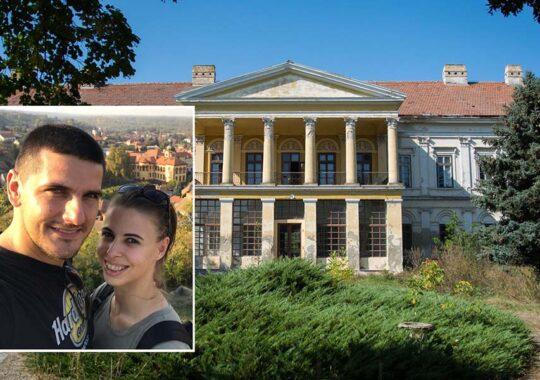 Castelele din Voivodina văzute prin obiectivul lui Adrian Baloș
