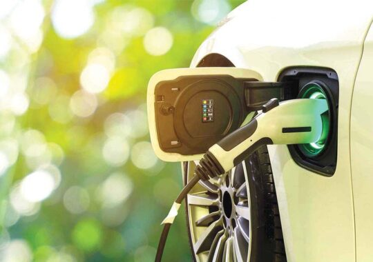Mașinile cu motor electric