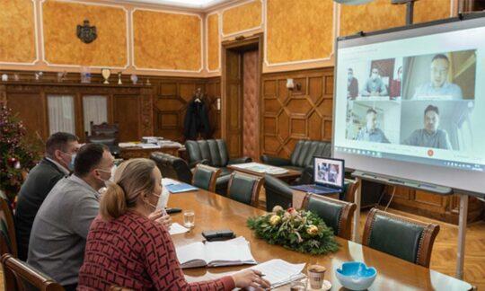 Reabilitarea clădirilor rezidențiale din Zrenianin