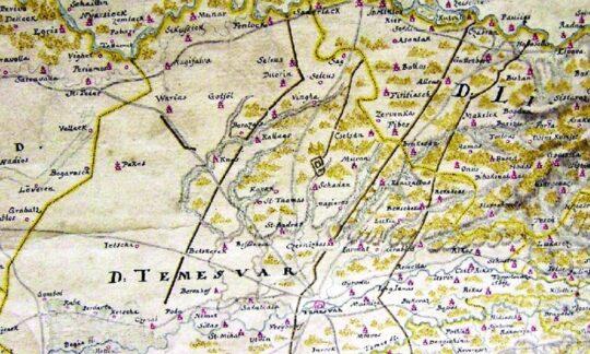Banatul în secolul al XVIII-lea (I)