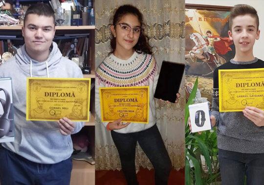 Concursul online de istorie națională