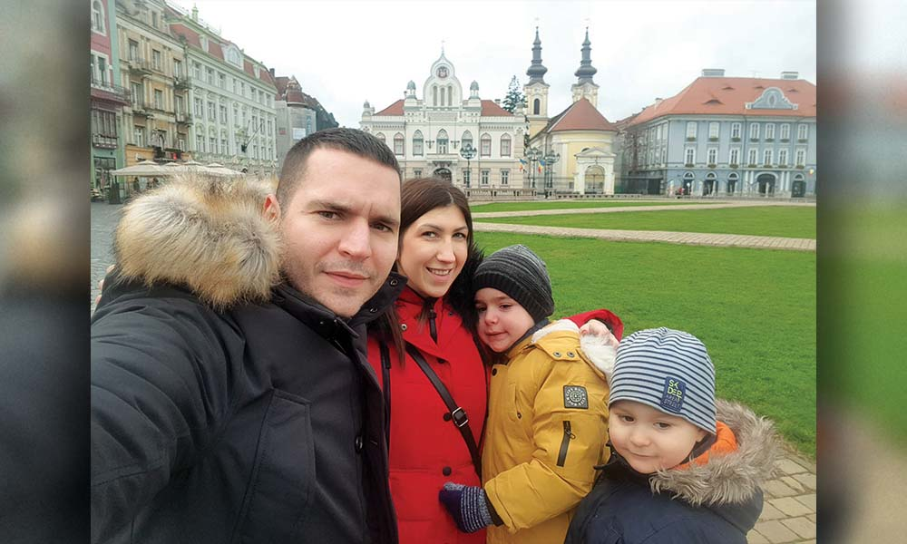 Familia Jovanović din Vârșeț