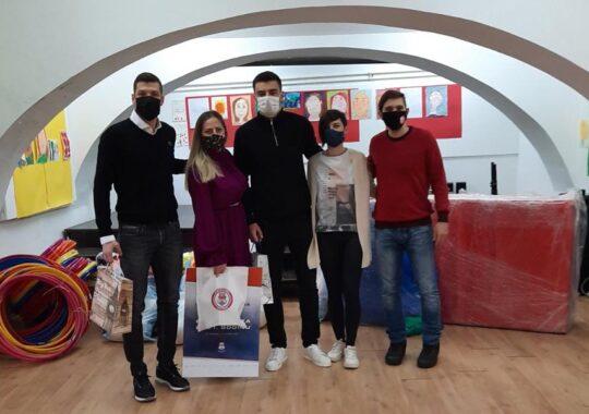 Alianța pentru Sport a orașului Panciova