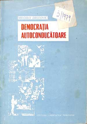 Democrația autoconducătoare
