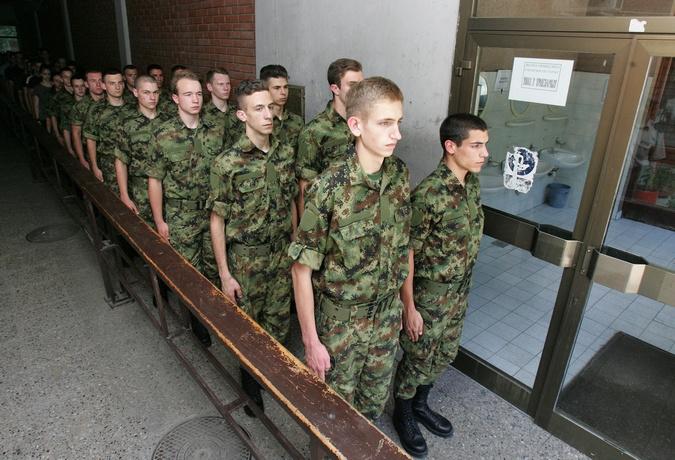Apel către recruți-Înscrierea în evidența militară