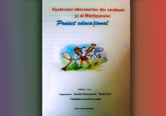 Festivalul Obiceiurilor din străbuni și al Mărțișorului pe 1 martie