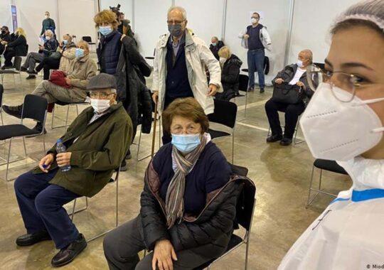 Peste 437.000 de persoane în Serbia au primit vaccinul împotriva coronavirusului