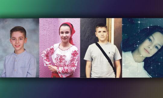 Elevii din Sân Mihai și-au exprimat sentimentele pentru Țara-Mamă