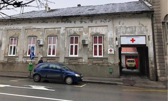 Crucea Roșie din Panciova