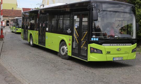 Transport gratuit pentru 12 categorii de cetățeni