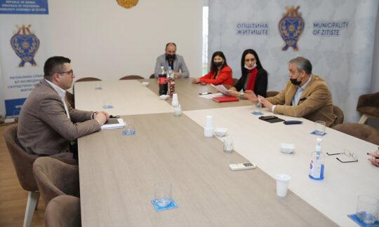 Secretarul provincial vizitează comunele din Voivodina