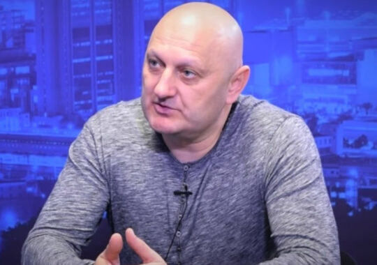 "Cuzman Babeu a venit la ""Železničar"""