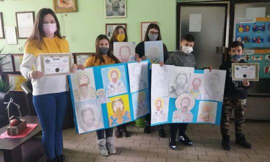 """Ziua Sfântului Sava a fost sărbătorită la Școala Generală """"Coriolan Doban"""" din Coștei"""