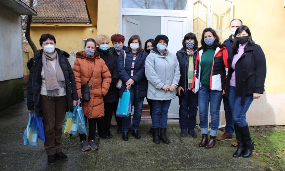 """""""Ajutor la domiciliu"""" persoanelor în vârstă și neputincioase de pe teritoriul comunei Jitiște"""
