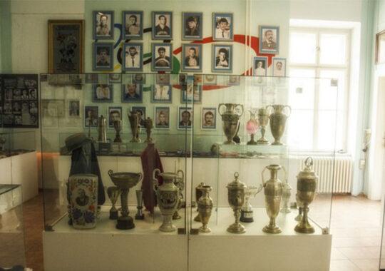 """Zrenianinul, """"Orașul European al Sportului"""", merită un muzeu al sportului"""