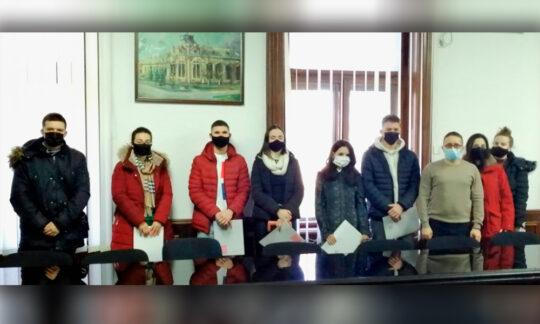 Comuna Plandiște ajută financiar studenții în primul an de studii