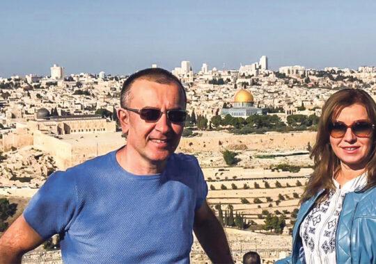 Ierusalim- călătorie în Țara Sfântă