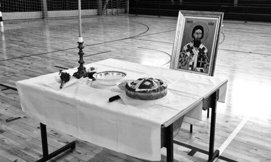 A fost marcată Ziua Sfântului Sava
