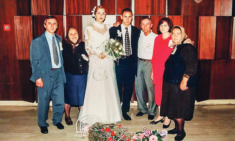 Familia Pascu din Vârșeț
