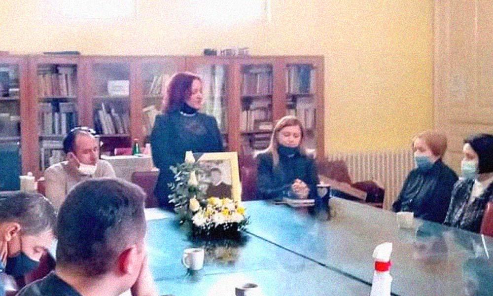 Ședință comemorativă în semn de omagiu pentru ziaristul Ioța Bulic