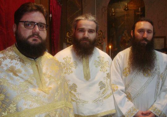 Hirotonirea lui Kalist Magyar la postul de preot