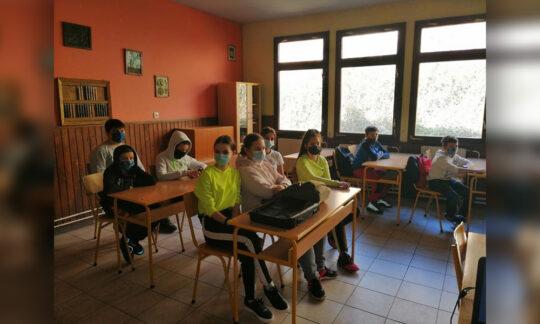 """La Ș.G. """"Coriolan Doban"""" din Coștei a fost marcată Ziua Internațională Pentru Nonviolență în Școală"""