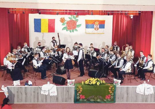 Un concert deosebit la început de primăvară