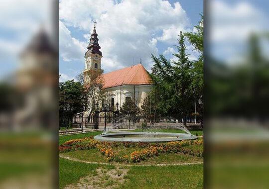 Biserica Sobornicească Sfântul Nicolae din Vârșeț