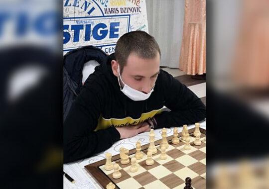 Sebatian Cotârlă, unicul român la turneul național