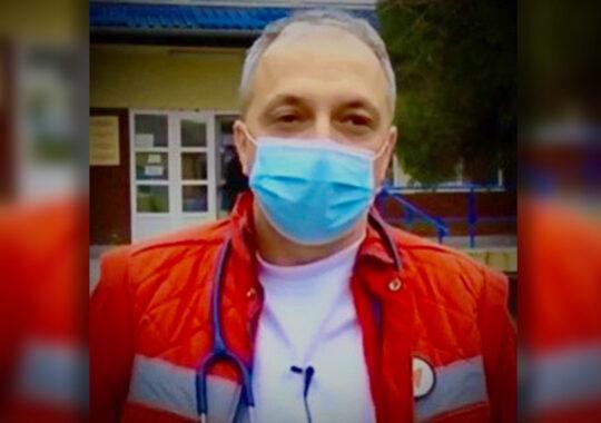 De vorbă cu dr. Sorinel Jivoin, specialist în medicina de urgență – șef al ambulatoriului covid din Covăcița