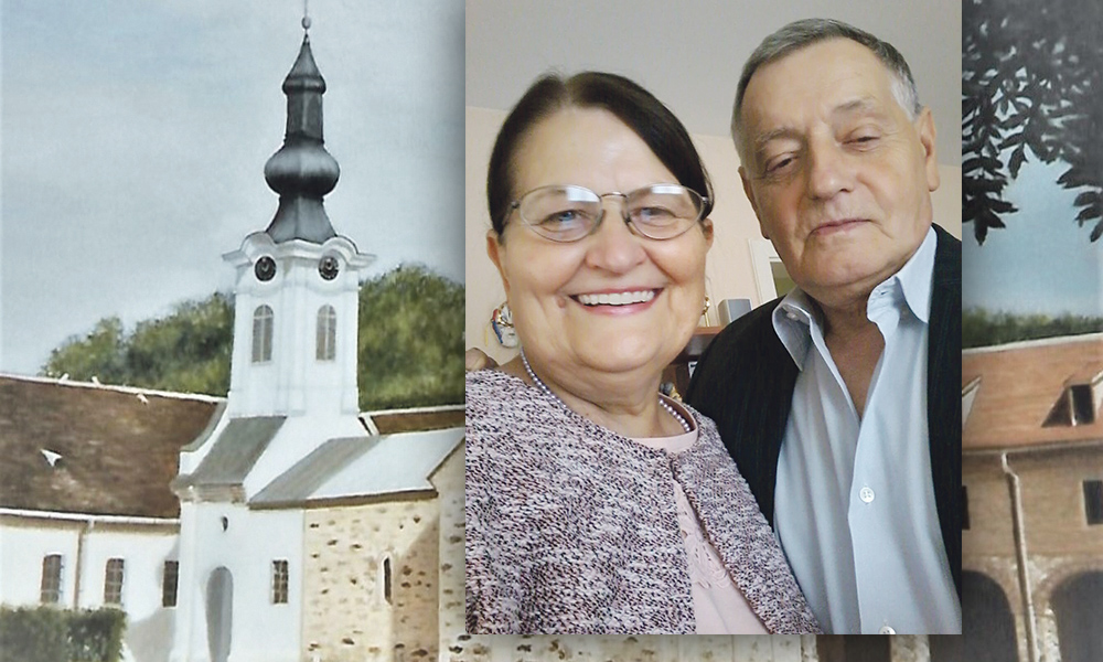 Viorel Nicolaievici, tâmplar și pictor din Straja: Tablouri din amintiri