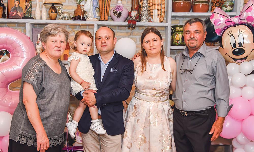 Familia Cioban din Novi Sad
