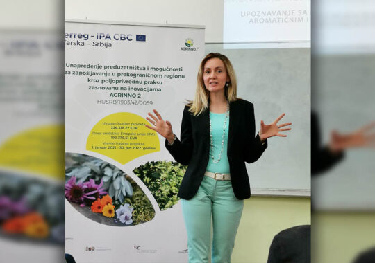 Seminar privind cultivarea plantelor medicinale și condimentare