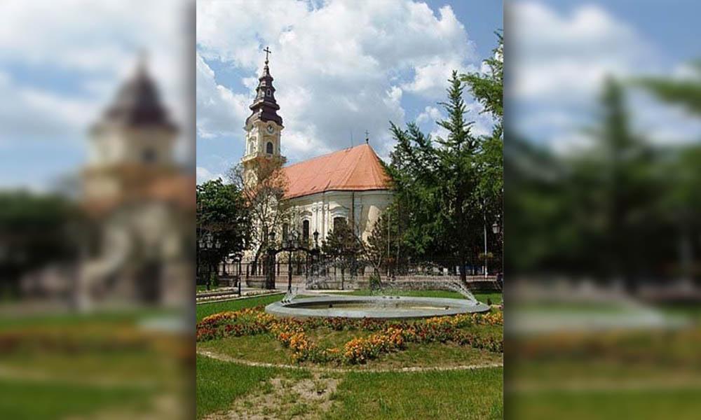 Biserica Sabornicească Sfântul Nicolae din Vârşeţ