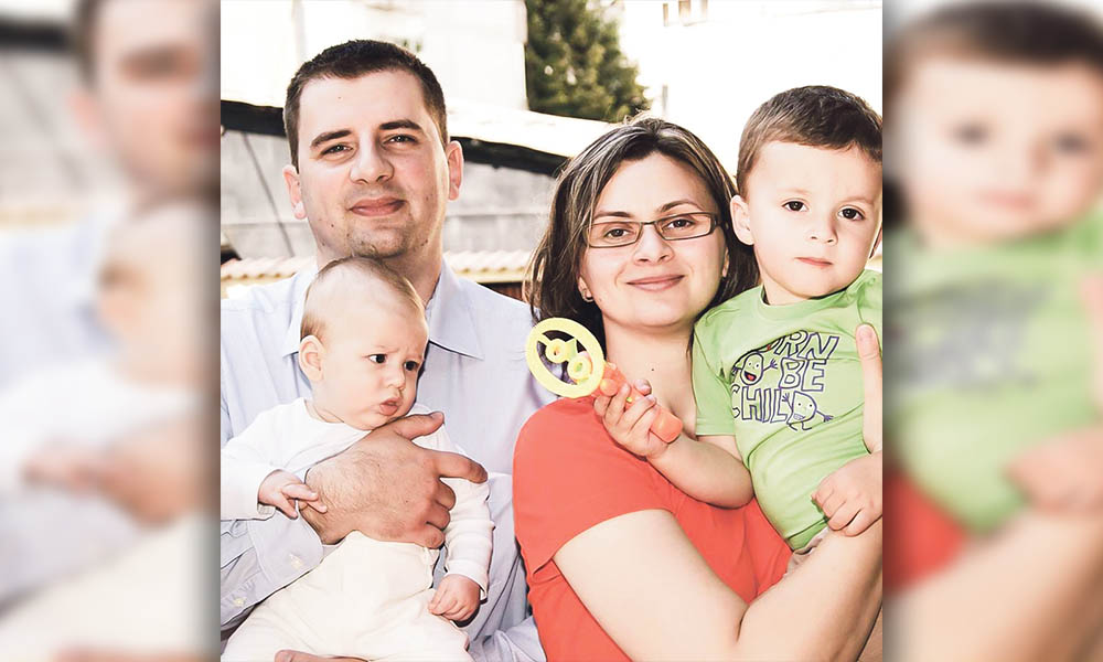 Familia Gherguş din România