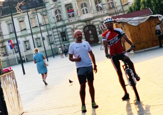 1.350 km de la Zürich până în Banat