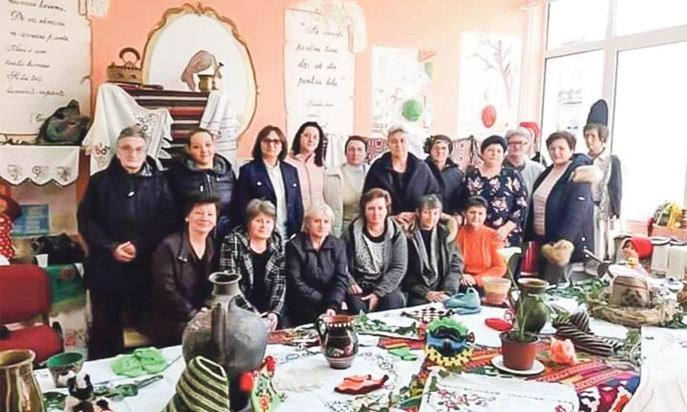 Femeile care păstrează și promovează cultura românească de pe aceste meleaguri