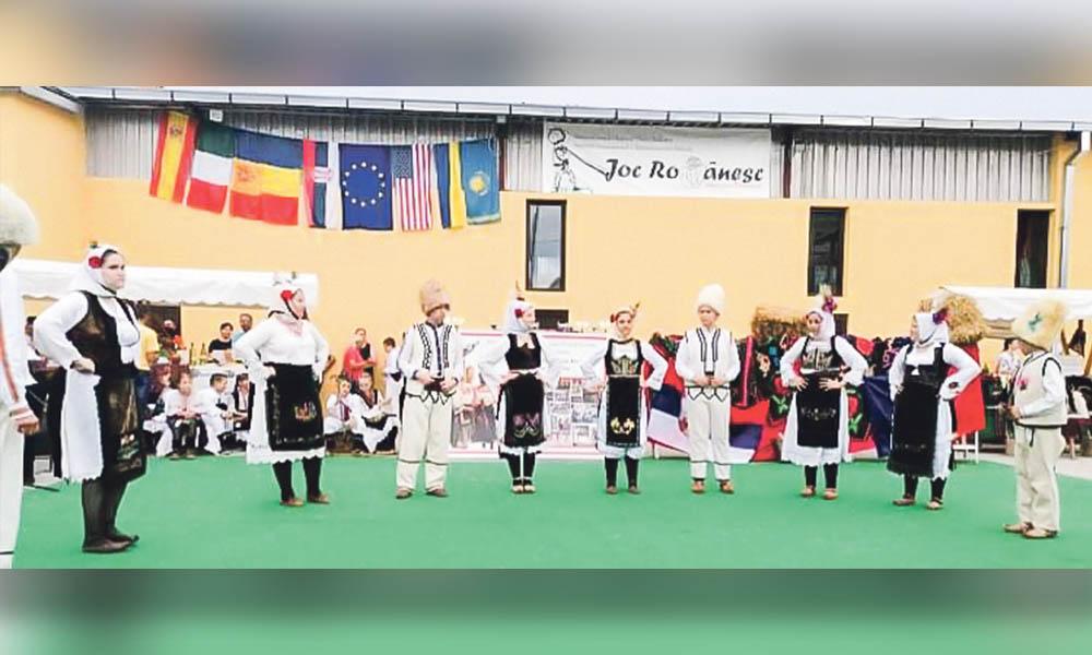 Păstrarea culturii și a identității românești