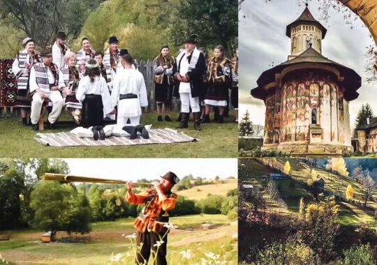 În aşezările din Bucovina, obiceiurile şi îndeletnicirile definesc cu precădere personalitatea huțulului