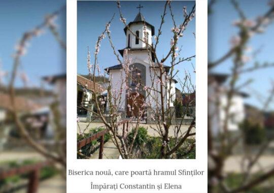 Una dintre cele mai vechi mănăstiri din Banatul sârbesc