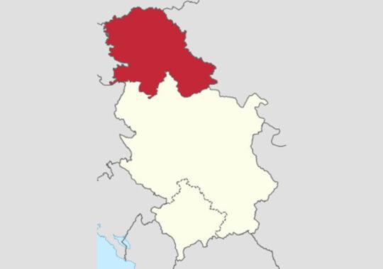 Voivodina sârbă