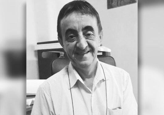 A plecat dintre noi Lucian Danilov, activist cultural de neînlocuit (1966-2021)