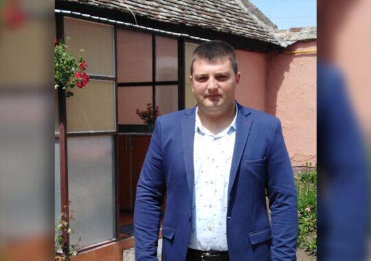 Valeriu Liuba din Nicolinț- Agricultura, o tradiție familială