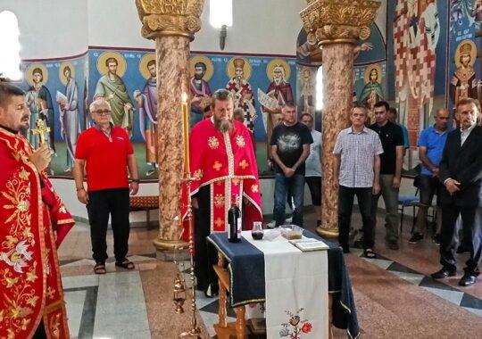 """Parastasul pentru victimele în acțiunea de prigonire ,,Oluja"""""""