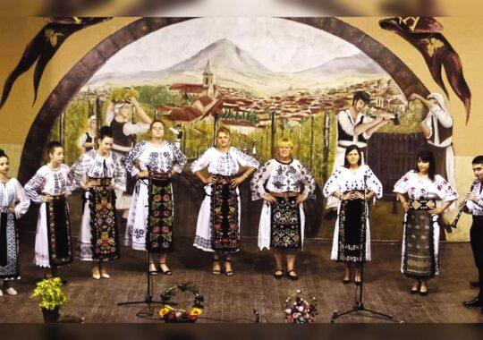 Trei zile de folclor și tradiții populare
