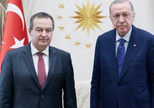 Turcia va continua investițiile economice în Serbia