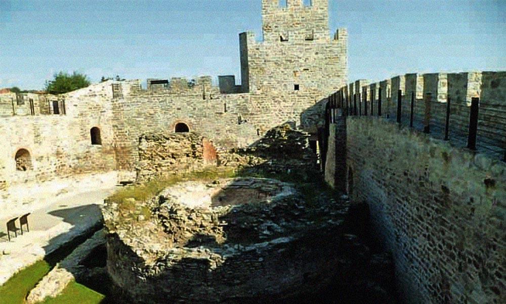 Cetatea Ram nu a fost cucerită niciodată, decât numai de vizitatori